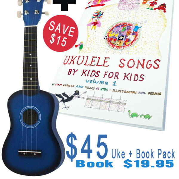uke w book sanchez pack flyer
