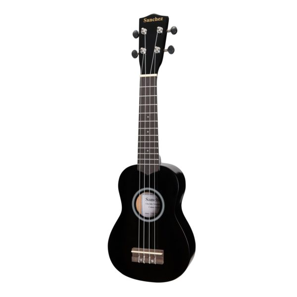 sanchez-colour-series-soprano-ukulele-black-su-c20-bk-australia