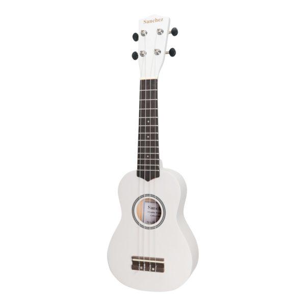 sanchez-colour-series-soprano-ukulele-white-su-c20-wh-australia