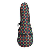 Sanchez Soprano Ukulele Padded Gig Bag (Geometric)
