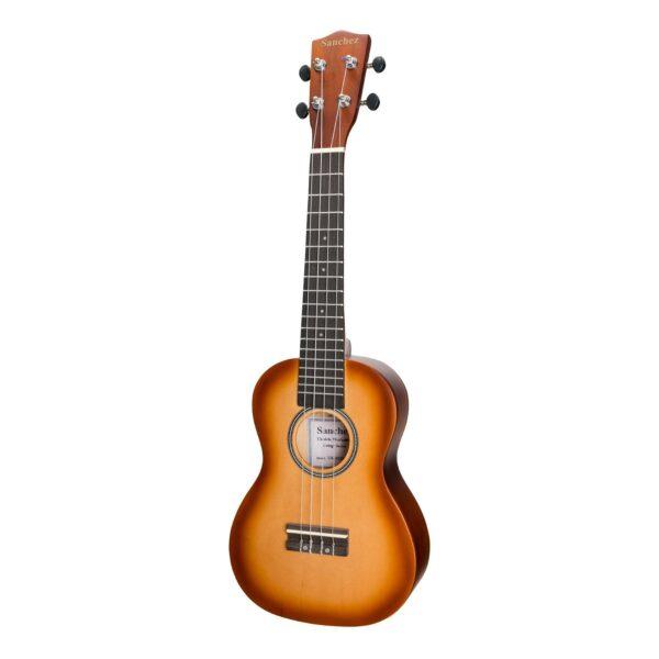 sanchez-colourburst-series-concert-ukulele-tobaccoburst-scu-cb20-tb